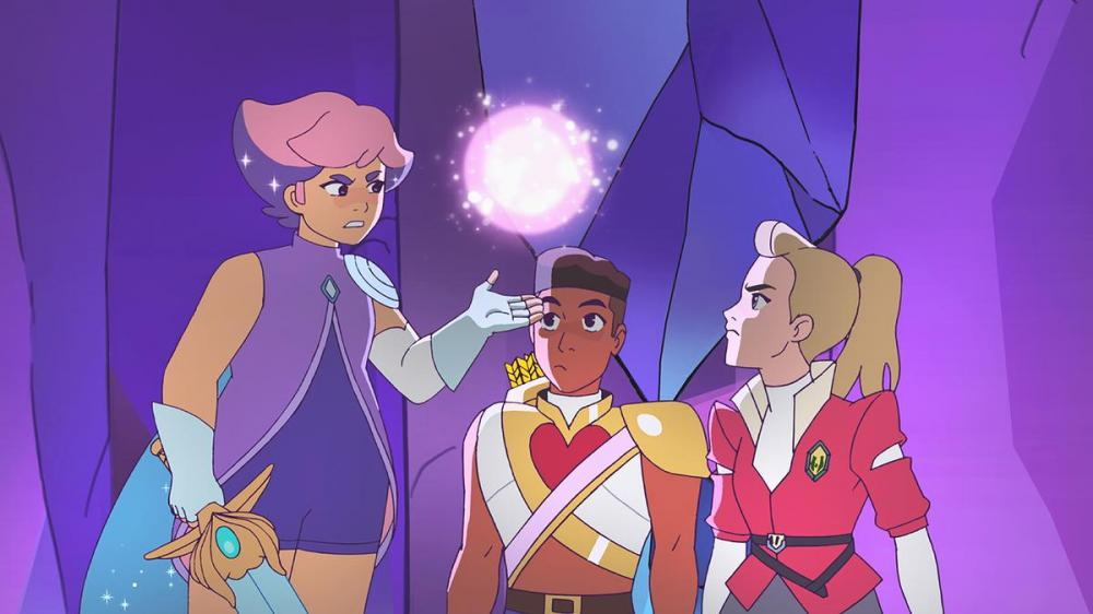 Image result for She-Ra and the Princesses of Power