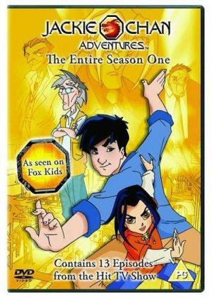 Image result for adventures of jackie chan