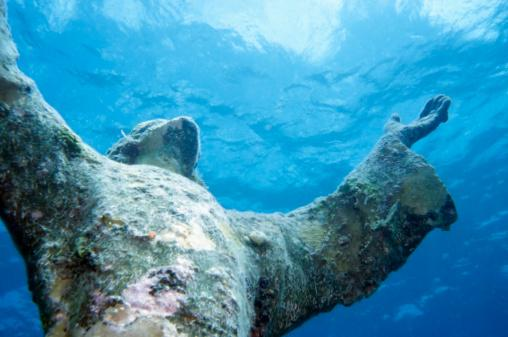 christ-in-the-abyss-statue-picture-id139