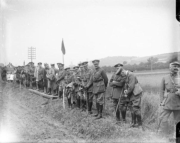 605px-The_British_Army_on_the_Western_Fr